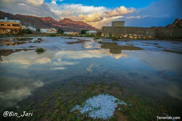 الأرصاد: #أمطار رعدية متوقعة على #عسير