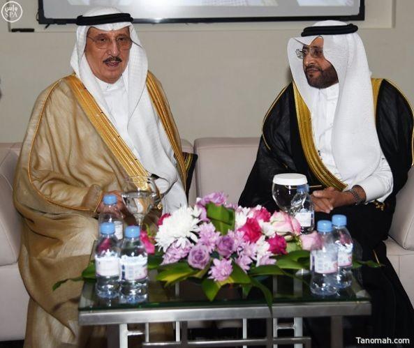أمير منطقة جازان يستقبل نائب وزير الخدمة المدنية