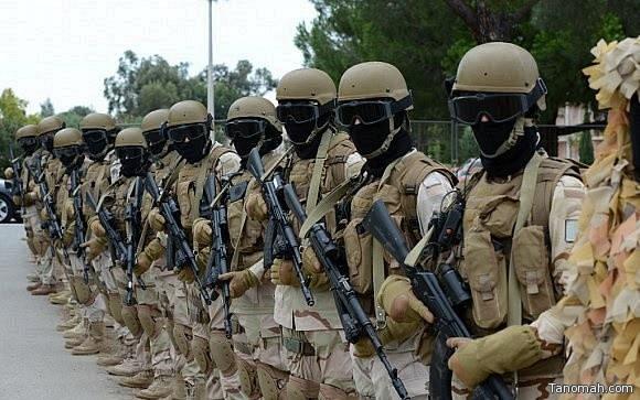 قيادة القوات البرية تعلن فتح القبول في وحدات المظليين والقوات الخاصة