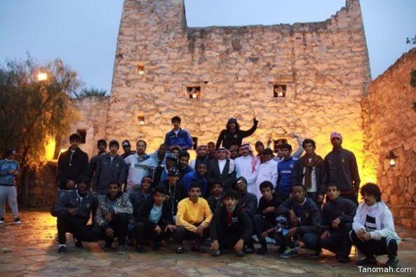 جولة سياحية وحفل عشاء للفرق المشاركة في بطولة كأس المؤسسة بـ #النماص