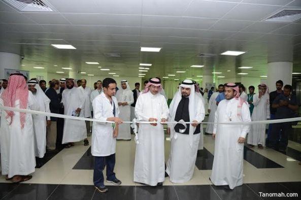  انطلاق مؤتمر البحث الطبي الأول لطلاب وطالبات كلية الطب بجامعة الملك خالد بـ 30 بحثا