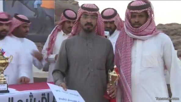 الفارس الشهومي يحقق المركز الثالث في سباق الخيل العربية الأصيلة