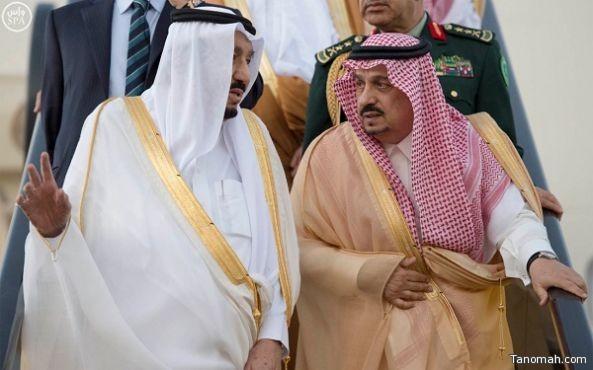 خادم الحرمين الشريفين يصل إلى الرياض قادماً من تركيا