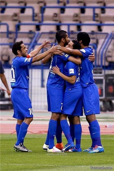 الهلال السعودي يغادر إلى الدوحة استعدادا لمواجهة تراكتور الإيراني