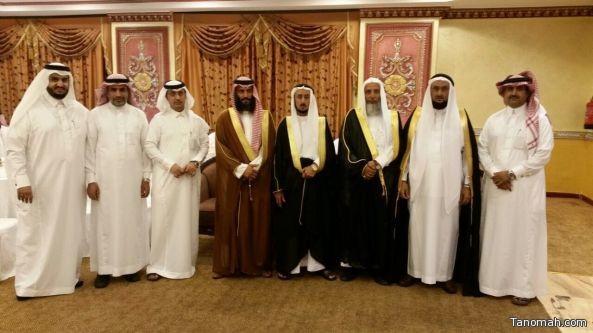 حفل تكريم للشيخ عثمان بن عبدالله الشهري في #جدة بمناسبة تقاعده