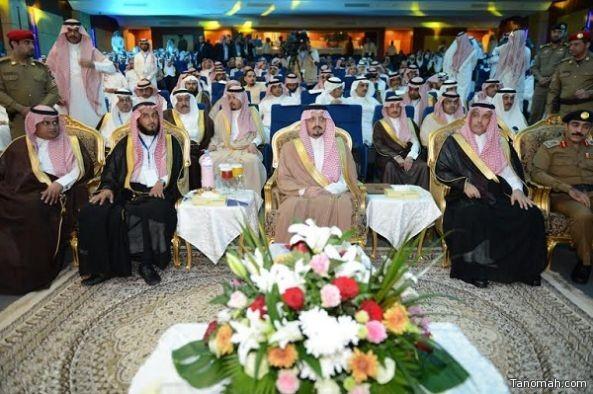 أمير عسير يرعى افتتاح مدارس  أبها الأهلية