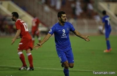 الهلال يفوز على تركتور ويتأهل بصعوبة لدور الـ16 في دوري أبطال آسيا