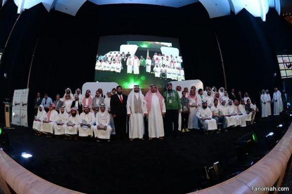 مدير جامعة الملك خالد يرعى حفل ختام الأنشطة الطلابية (نشاط ٣٧)