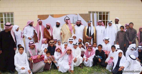 برعاية الأمير تركي بن طلال مجمع حلقات الشيخ الألباني بالظهارة يختتم أنشطته