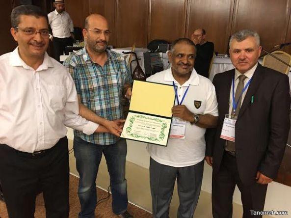 بحضور ٥٠٠عالم وباحث الجمعية التونسية للجيولوجيا تكرّم البروفيسور العمري