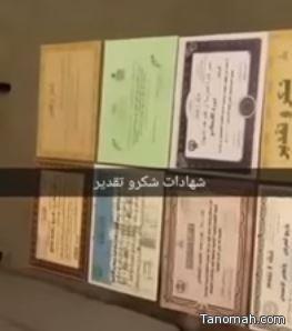 بالفيديو.. مواطنة حاصلة على ماجستير تمزق شهاداتها لعدم حصولها على وظيفة