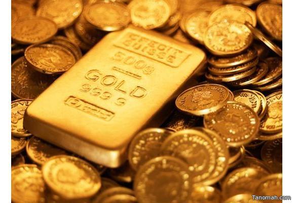 الذهب يتماسك فوق 1210 دولارات للأوقية