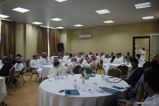 اختتام فعاليات المدرسة الصيفية للأبحاث بجامعة الملك خالد