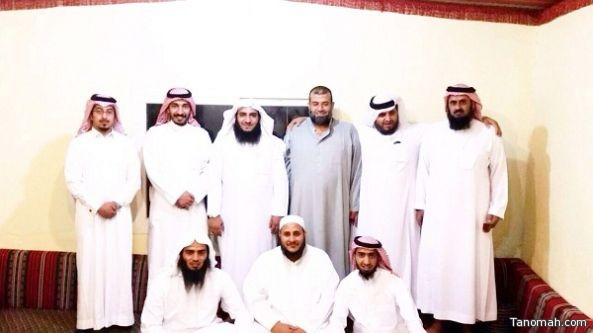 """إدارة جمعية البر بـ #تنومة تكرم """"العسال"""""""