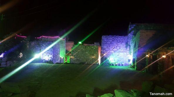 بالصور: بلدية #النماص تنهي استعداداتها  لإستقبال عيد الفطر المبارك