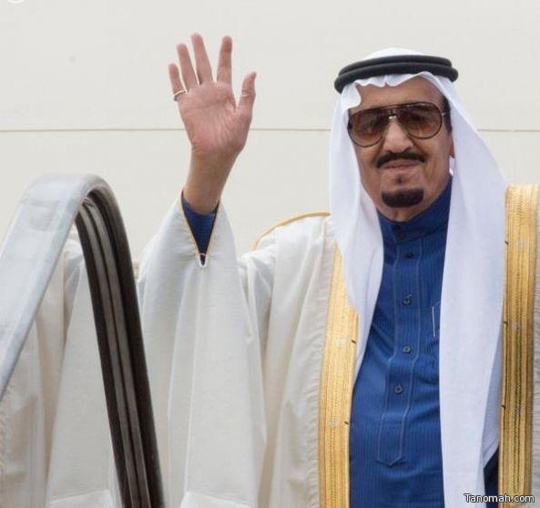بيان من الديوان الملكي : خادم الحرمين الشريفين يتوجه اليوم إلى خارج المملكة في إجازة خاصة