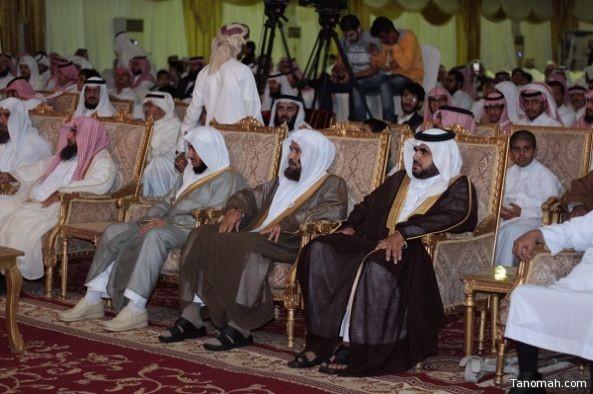 مدير عام فرع وزارة الشؤون الأسلامية بعسير يفتتح خيمة أبها السياحية