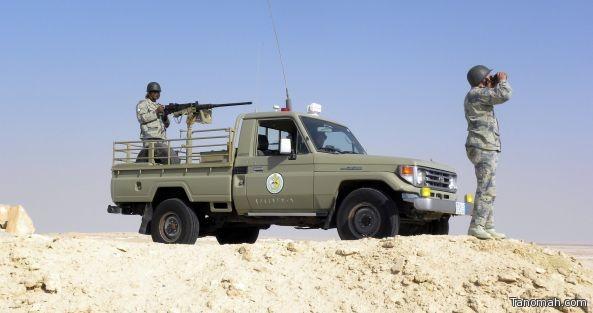 #الداخلية:استشهاد خمسة من رجال #حرس_الحدود إثر تصديهم لمحاولة اختراق