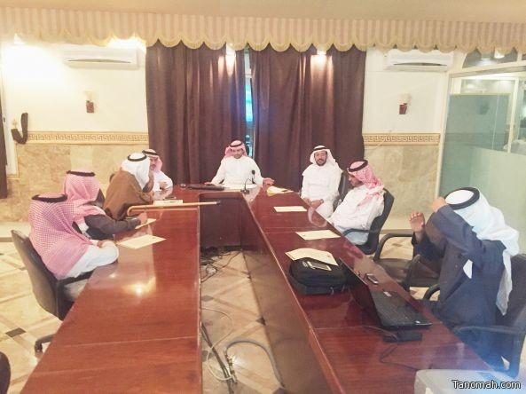 المجلس البلدي بمحافظة #تنومة يعقد جلسته الاعتيادية ل شهر رمضان