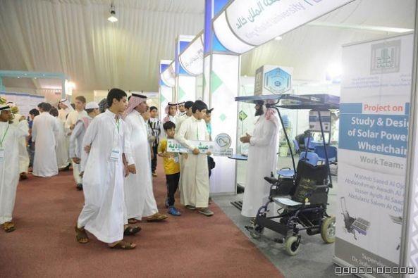 موهوبين وابتكارات وأكثر من 5 آلاف هدية تذكارية من جامعة الملك خالد للزوار في ختام فعاليات سوق عكاظ