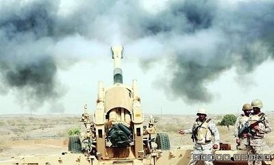 مصرع 30 من مليشيات الحوثي والمخلوع حاولوا التسلل للمملكة