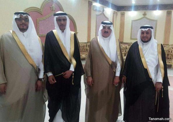 بن قشقيش يحتفل بزواج نجله  عبدالله