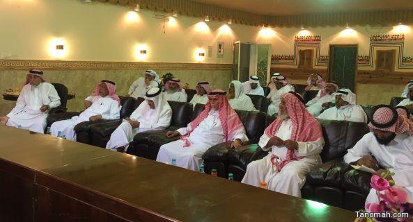المجلس البلدي في #تنومة يلتقي بالأهالي