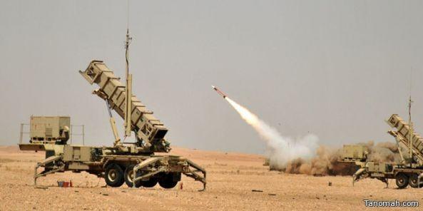 اعتراض صاروخًا باليستيًّا اطلقته المليشيات الحوثية باتجاه مدينة #خميس_مشيط