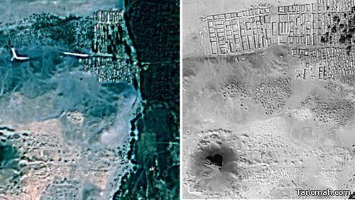 أقمار «ناسا» تعثر على 17 هرما تحت الأرض في مصر
