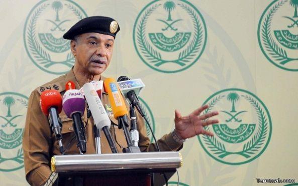 المتحدث الأمني لوزارة الداخلية: تعرض دورية أمنية لإطلاق نار من مصدر مجهول واستشهاد رجلي أمن