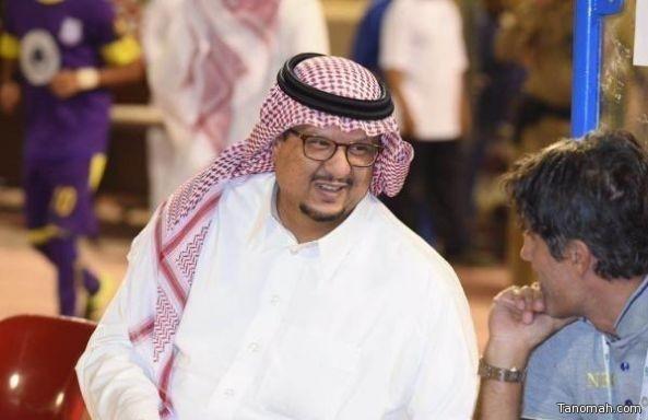 فيصل بن تركي لماجد عبدالله: عبدالغني الأحق بقيادة النصر