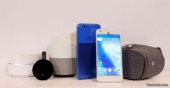 جوجل تكشف عن أجهزة جديدة في تحد لأبل وأمازون