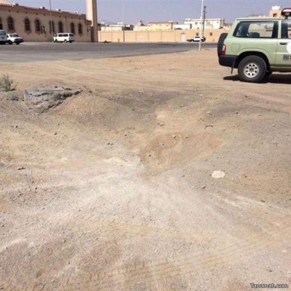 وفاة مقيم وإصابة أخر في سقوط مقذوف عسكري على نجران