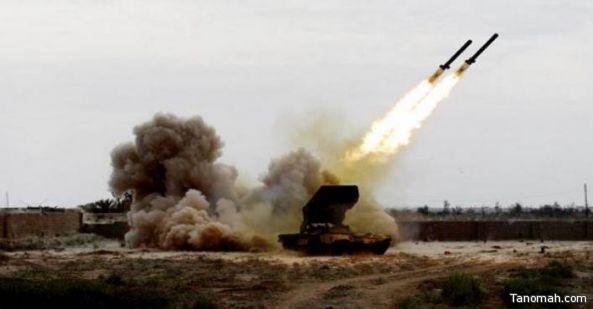 اعتراض صاروخ باليستي أطلقته المليشيات الحوثية باتجاه مكة المكرمة