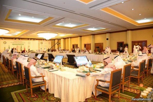 مدير جامعة الملك خالد يفتتح الاجتماع الـ22 لقيادات التعليم العالي بدول مجلس التعاون