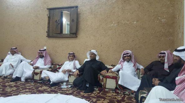 ال دحمان يقيمون لقائهم الشهري في #أبها