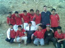 ثانوية الملك فهد تحقق كأس ادارة التربية والتعليم لكرة القدم