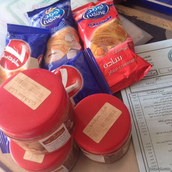 بلدية #بارق تكثف جولاتها الرقابية على المحلات والمطاعم