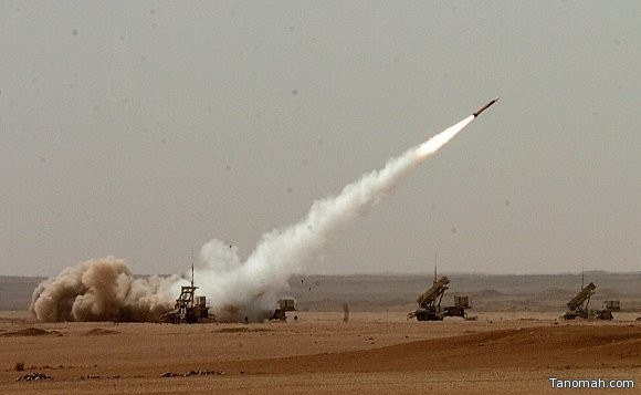 اعتراض صاروخ باليستي أطلق من اليمن باتجاه خميس مشيط