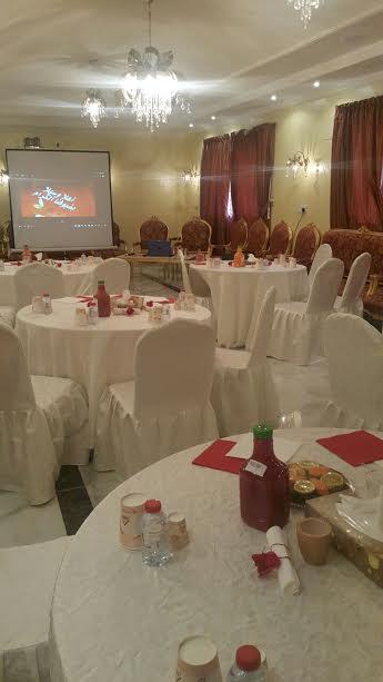 لجنة التنمية الاجتماعية بـ #تنومة تقيم دورة لمنسوبات القطاع الصحي