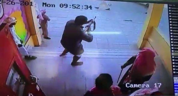 ضبط ثمانية أشخاص متورطين في مشاجرة واطلاق نار داخل مدرسه في #تثليث