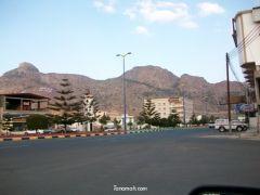 تقرير مصور لبعض المشاريع المقامة حالياً بمدينة تنومة