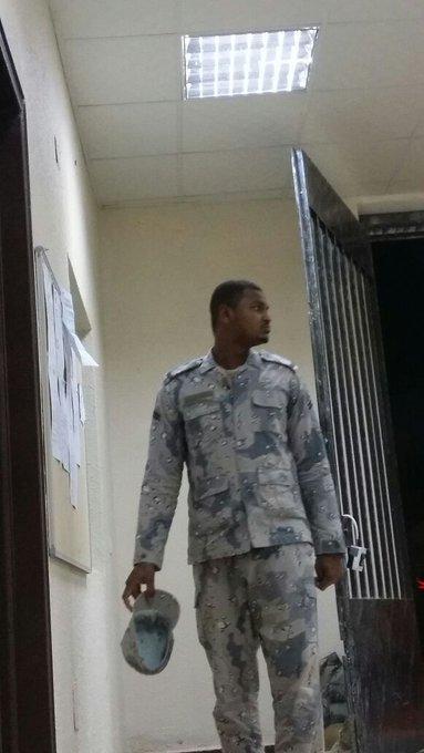 الداخلية:استشهاد العريف النجعي في اشتباكات حدودية في نجران