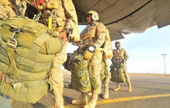 فتح باب القبول في وحدات المظليين والقوات الخاصة بالقوات البرية الأحد القادم