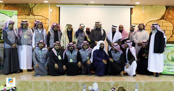 الأمير تركي بن طلال يدشن عددا من مشاريع جمعية البر الخيرية بـ #تنومة