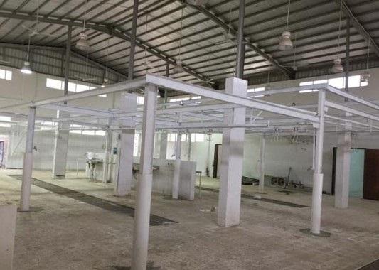 بلدية النماص تنجز المسلخ الجديد للبلدية استعدادا لتشغيله قريبا