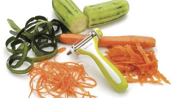 قشور الخضروات تحتوي على فائدة صحية كبيرة تعرف عليها