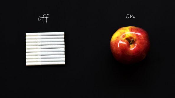 الخضروات والفاكهة تحد من الانسداد الرئوي عند المدخنين