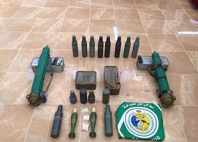بالصور: الداخلية تحبط محاولات زرع ألغام أرضية وتهريب أسلحة ومخدرات والقبض على المتورطين فيها