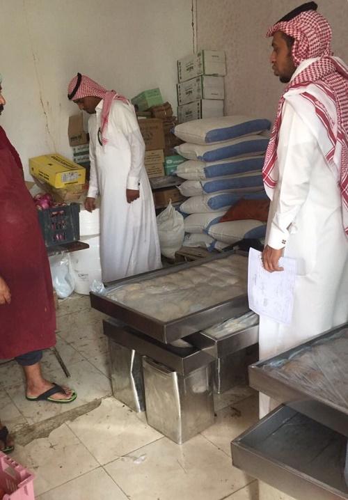 بلدية بارق تغلق ٢٠ محلا مخالفا و تصدر ٧٠ رخصة خلال الشهر الماضي